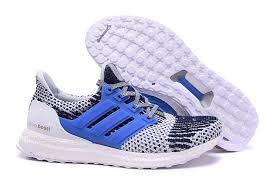 light blue adidas ultra boost discount 2017 men s adidas ultra boost running shoes white navy