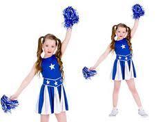 Cheerleading Halloween Costumes Kids Kids Usa Cheerleader Costume Cheerleader Costumes