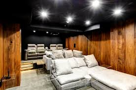 creating a home theater room create your perfect basement gehman design remodeling www