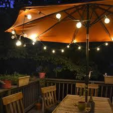 Lights On Patio Outdoor Canopy Lighting Ideas Outdoor Designs