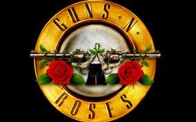 Guns And Roses - concrete guns n roses democracy
