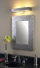 bathroom lovely vanity mirrors for bathroom with brushed nickel