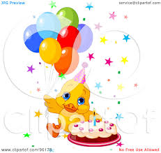 clipart birthday cake and balloons 28 images birthday cake
