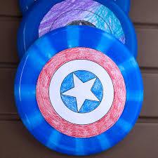 diy captain america shield free printable the nerd u0027s wife