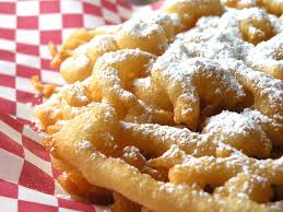 county fair funnel cakes u2014 recipes hubs