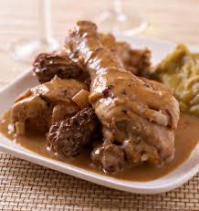 cuisiner des morilles poulet au vin jaune et aux morilles jura les meilleures recettes