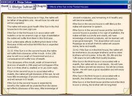 Parashara Light Vedic Astrology Bookshelf Parashara U0027s Light