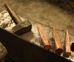 Backyard Blacksmithing Backyard Metal Casting And Homemade Forges