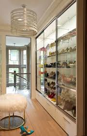 new york inexpensive closet organizers transitional with glass