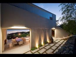 Slope House Modern House Built On Hill Slope Surround Lake Chapala Mexico