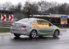 opel astra sedan opel astra sedan spy shots photos 1 of 6