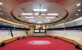 chambre canadien de montreal voici le nouveau vestiaire des canadiens de montréal