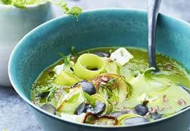 poireaux cuisiner recette soupe de poireaux interfel les fruits et légumes frais