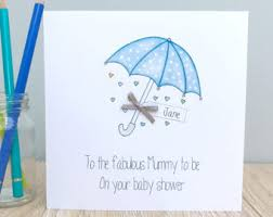 baby shower cards baby shower card etsy