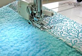 sewing with plush fabric like cuddle and minky sew4home
