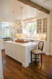 rustic wooden beam with excellent hardwood floor and white