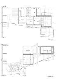 steep hillside house plans hillside house plans modern house
