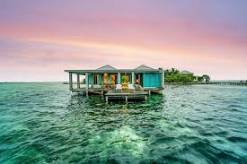 overwater bungalows you can rent tasting table