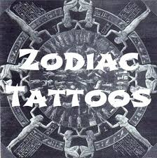 zodiac astrology tattoos meanings design ideas