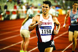 cross country track and field ex tiger sweatt has breakthrough