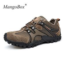 travel shoes images 2016 men climbing shoes cool hiking boots brown trekking sneakers jpg