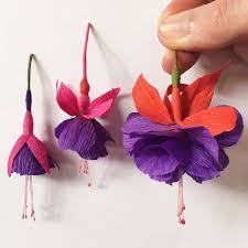 Make Your Own Paper Flowers - best 25 crepe paper crafts ideas on pinterest crepe paper