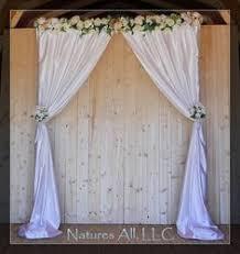 wedding arch kit diy rustic aspen wedding arch from natures all llc https www