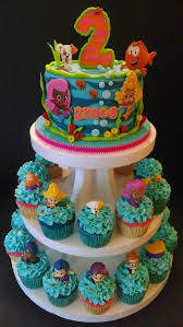 the 25 best bubble guppies cupcakes ideas on pinterest bubble