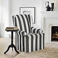 Stretch Slipcovers For Recliners Chair U0026 Recliner Slipcovers Dining Room Chair Covers Bed Bath