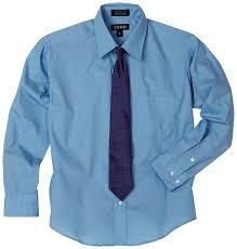 amazon com izod big boys u0027 shirt and tie set dress shirts clothing