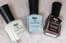 rose bella beauty new to the drugstore defy and inspire nail