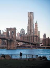 the frank gehry story by ingrid d rowland the new york review frank gehry s residential tower at 8 spruce street in manhattan just south of the brooklyn