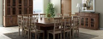 solid wood dining room sets dining room sets living concepts