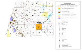 Sd Map Grant County South Dakota