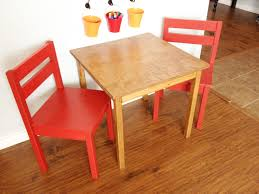 Child Table And Chair Ana White Kids Table And Chairs Diy Projects