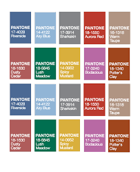 pantone color report fall color report design sponge