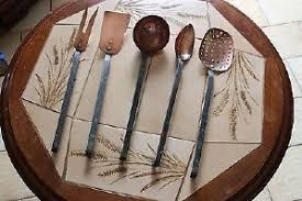 ustensile de cuisine en cuivre ustensiles cuisine cuivre d occasion