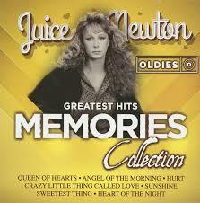 cd album juice newton greatest hits memories collection