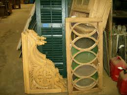 furniture pleasant antique architectural salvage elements for