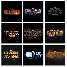 marvel announces movie releases for 2016 2019