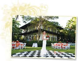 Hemingway House Key West Key West Wedding Garden Locations And Sites For Your Dream