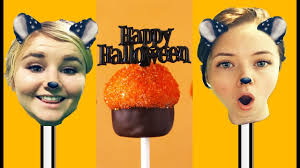 Halloween Cake Competition by How To Make The Spookiest Halloween Cake Pops Kelly And Carly
