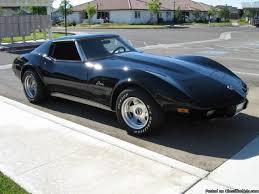 75 stingray corvette 1975 chevy corvette stingray want one sport cars