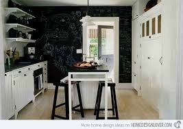 chalkboard ideas for kitchen 15 kitchen with chalkboard decors home design lover