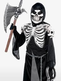 Soul Taker Halloween Costume Halloween Kids Teen Fancy Dress Party Delights