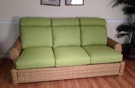 Rattan Sleeper Sofa Inspiring Wicker Sleeper Sofa Check Our Styles Of Rattan