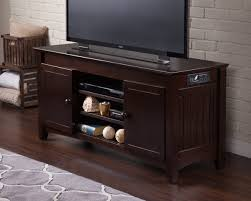 nantucket 50 inch entertainment console with charging station