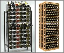 new jersey custom wine cellars u2013 traditional vs modern wine racks