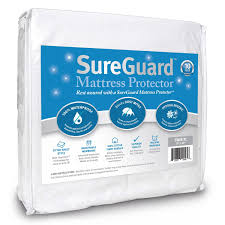 amazon com twin extra long xl sureguard mattress protector