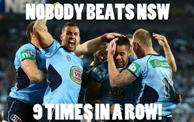 State Of Origin Memes - state of origin last night you show em nsw funny